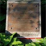 Grave of Dr. Halina Jankowska