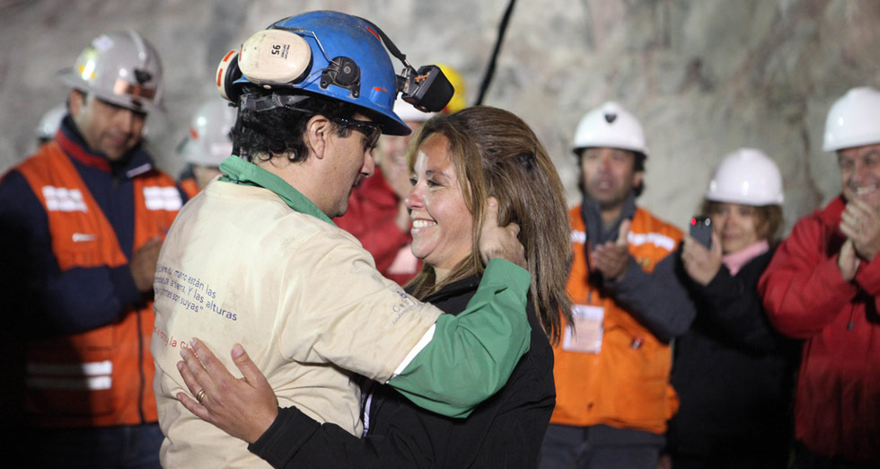 rescue of miners in chile Chilean rescuers look close to ending the ordeal of 33 miners trapped for two months deep underground after a cave-in, and could start evacuating them next week in a survival story that has.